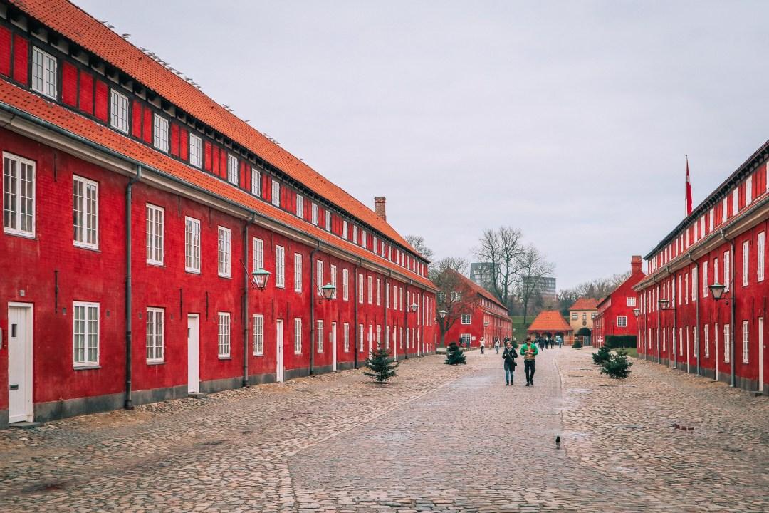 Kastellet, Copenaghen