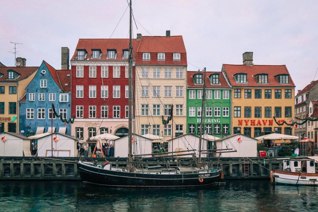 Nyhavn, Copenaghen