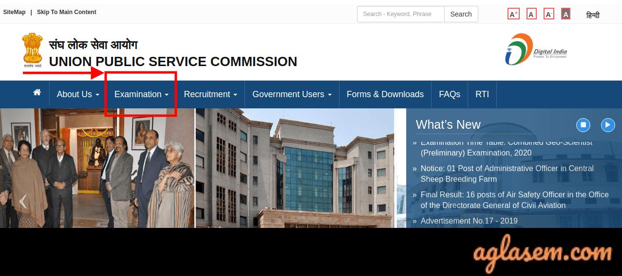 UPSC CISF AC LDCE (Exe) Answer Key 2020