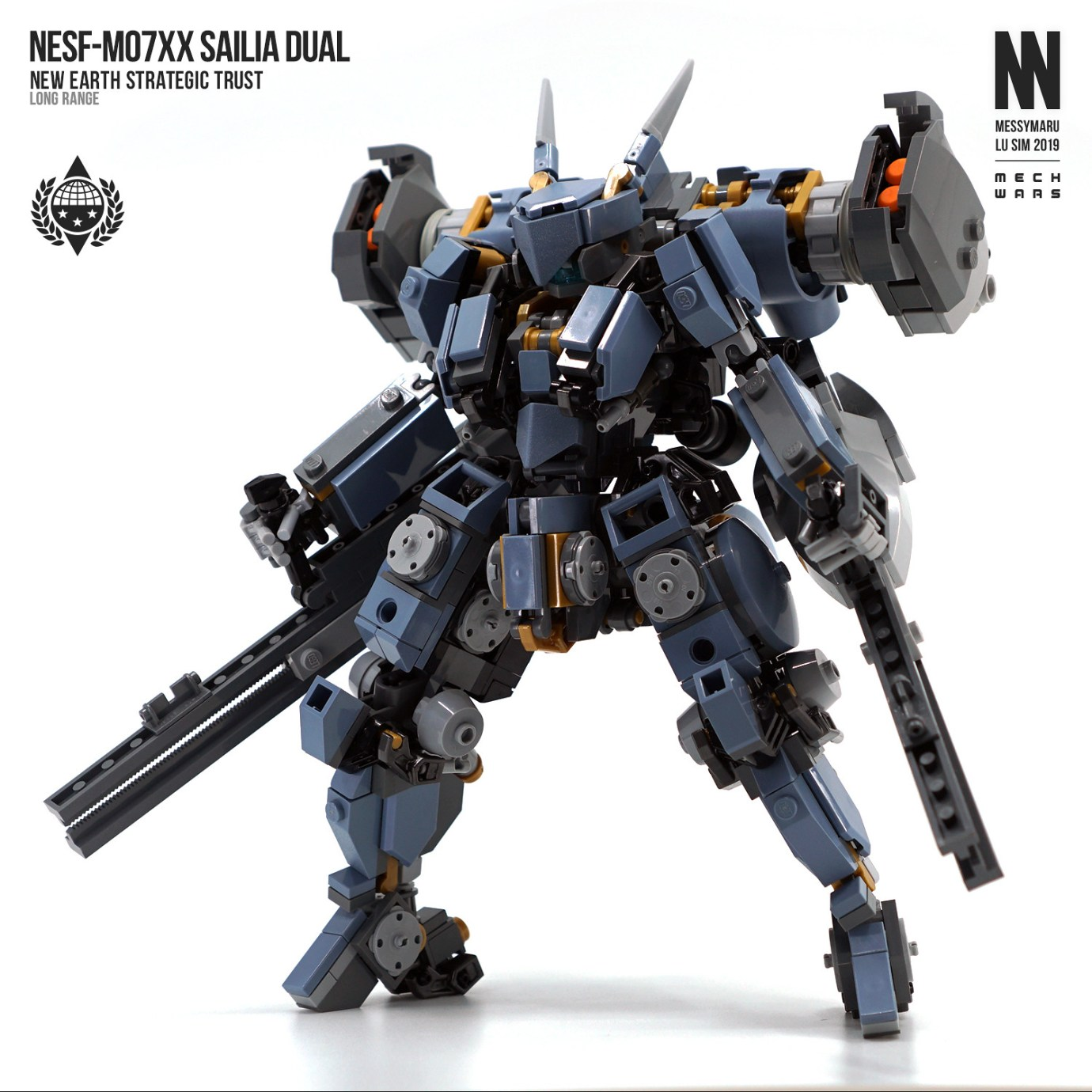 NESF-M07XX Sailia Dual