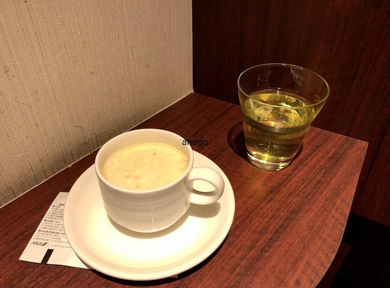 lounge osaka スープ