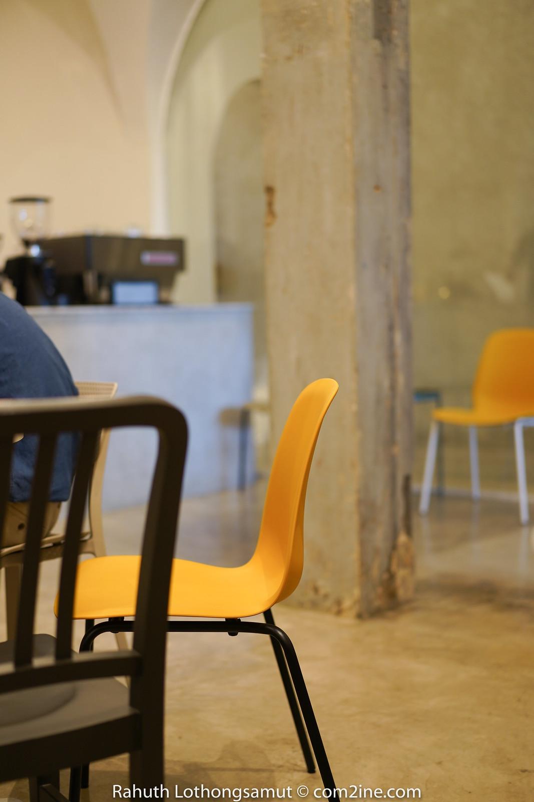 ARCH Cafe - คาเฟ่ติด บีทีเอส ปุณณวิถี