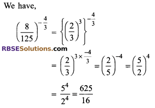 RBSE Solutions for Class 9 Maths Chapter 2 Number System Additional Questions 10