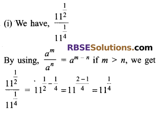 RBSE Solutions for Class 9 Maths Chapter 2 Number System Additional Questions 8
