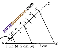 RBSE Solutions for Class 9 Maths Chapter 5 Plane Geometry and Line and Angle Ex 5.3 8