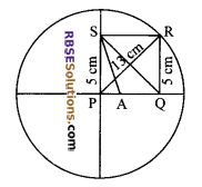 RBSE Solutions for Class 9 Maths Chapter 10 Area of Triangles and Quadrilaterals Ex 10.3 2