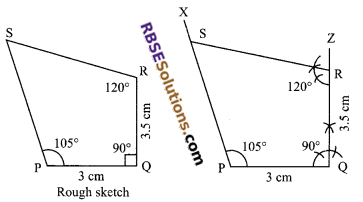 RBSE Solutions for Class 9 Maths Chapter 9 Quadrilaterals Ex 9.3 8