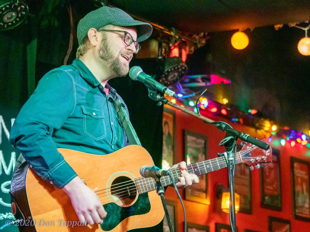 Burren Acoustic Open Mic 1/7/20