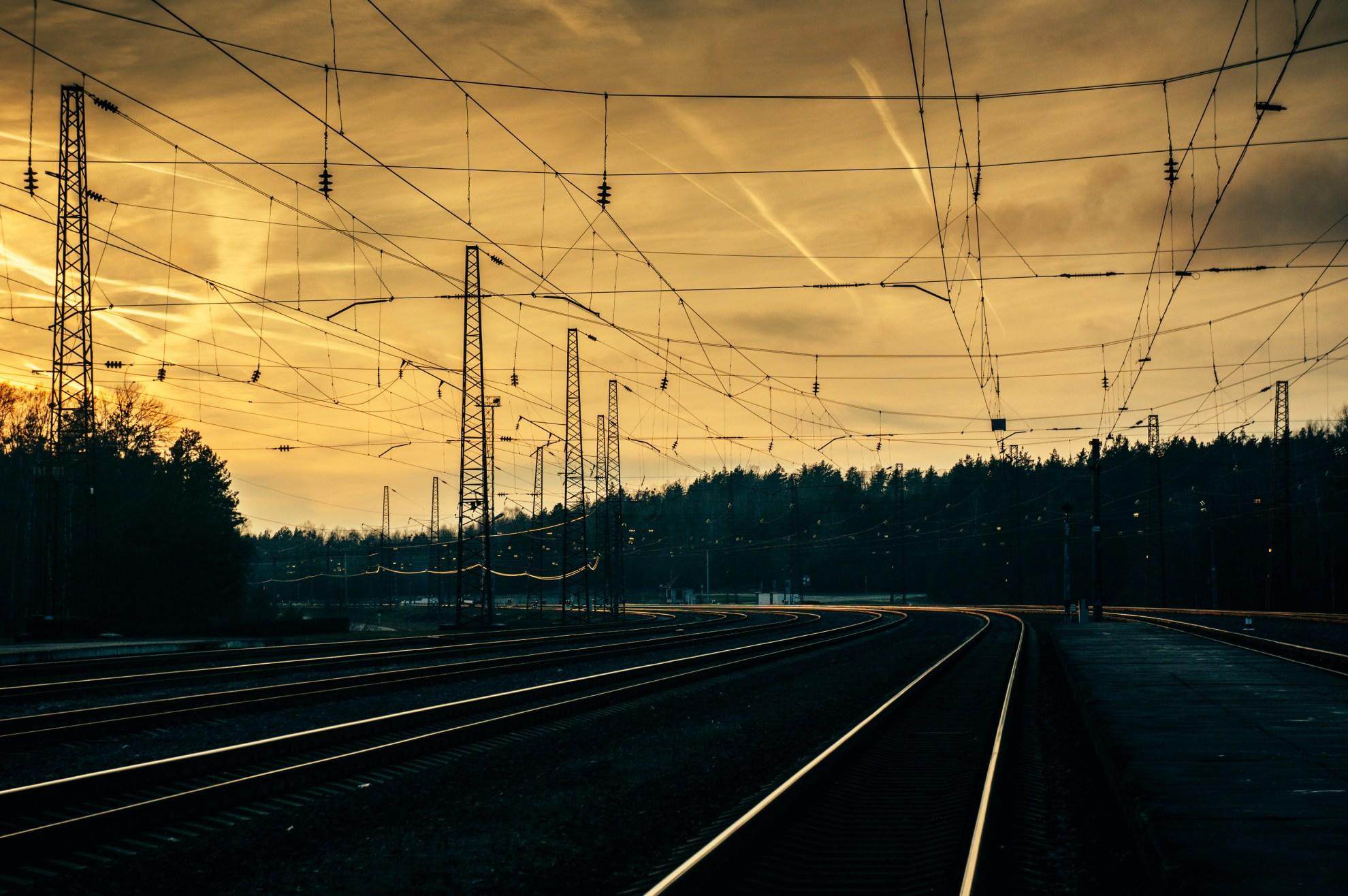 Станция Бронная гора