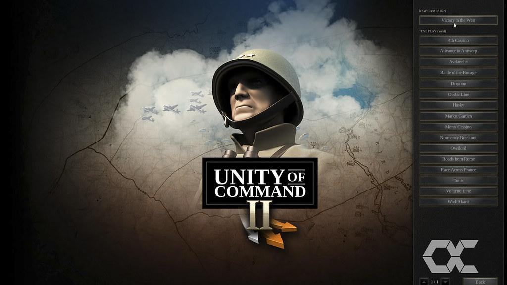 Unity II - Overcluster 01