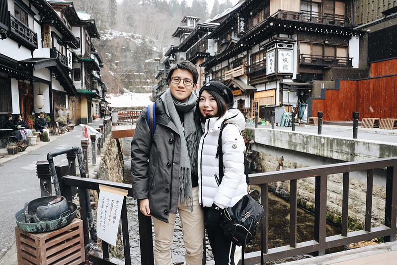 ▌日本 ▌仙台山形Day3 白銀瀑布 – 一種拍攝型錄的心情