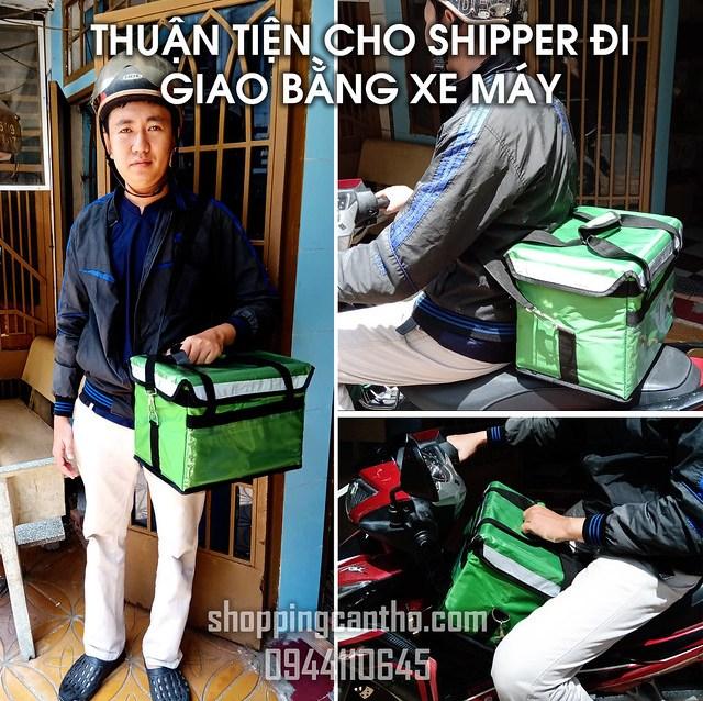 Túi giao hàng cho shipper Cần Thơ