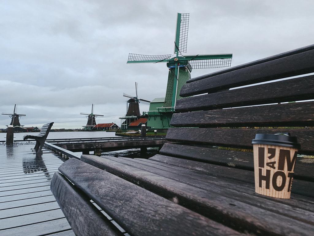 Zaanse Schans, The Netherlands