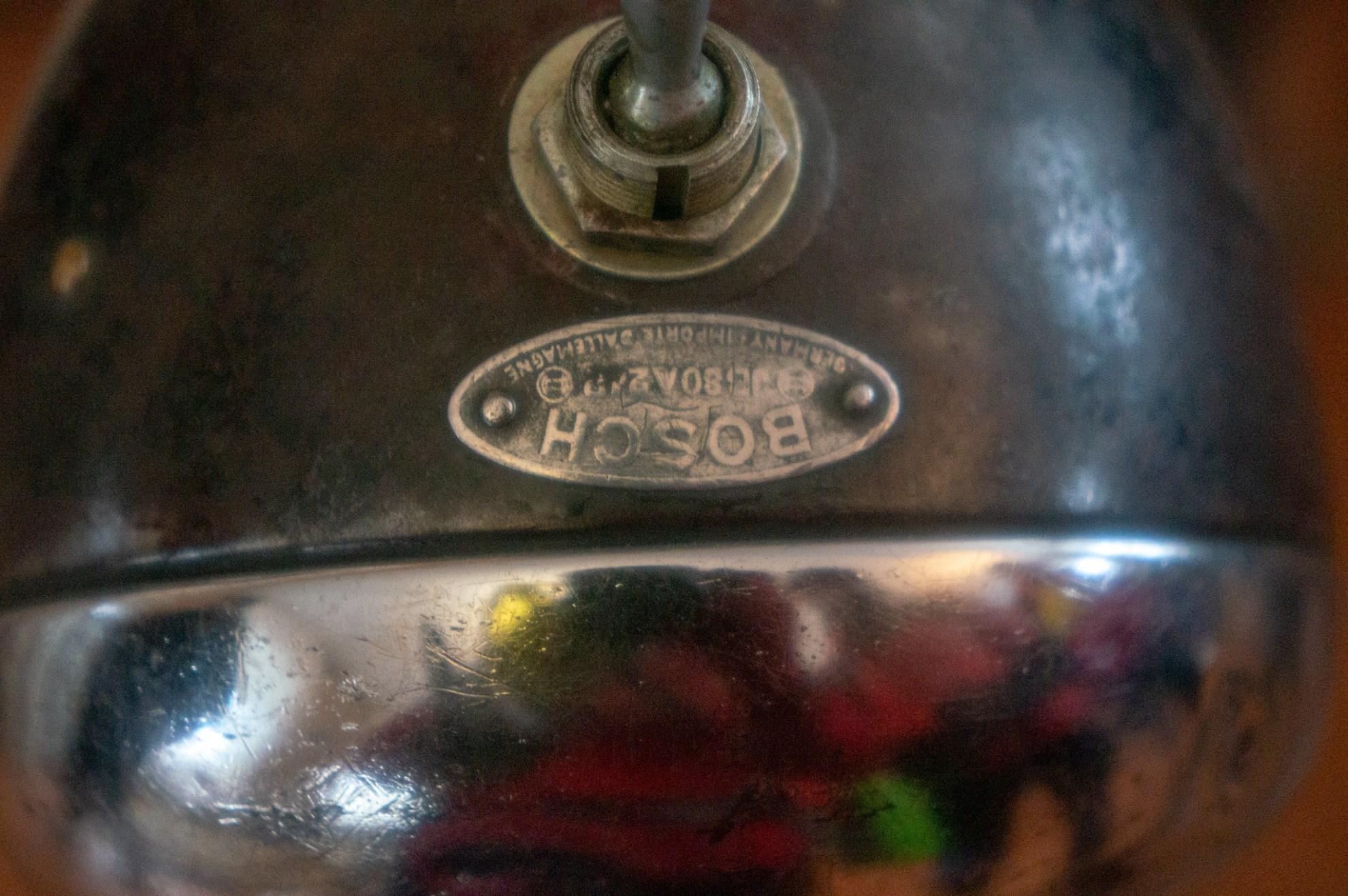 Bosh - велосипедная фара