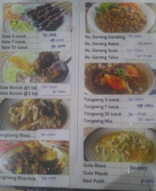 daftar-menu-dan-harga-sate-kambing-bu-ratna