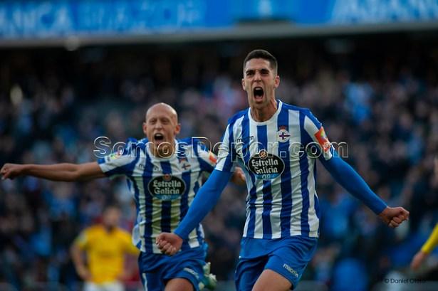 Deportivo 1 - Cádiz 0
