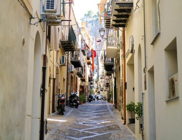Calles en Sicilia