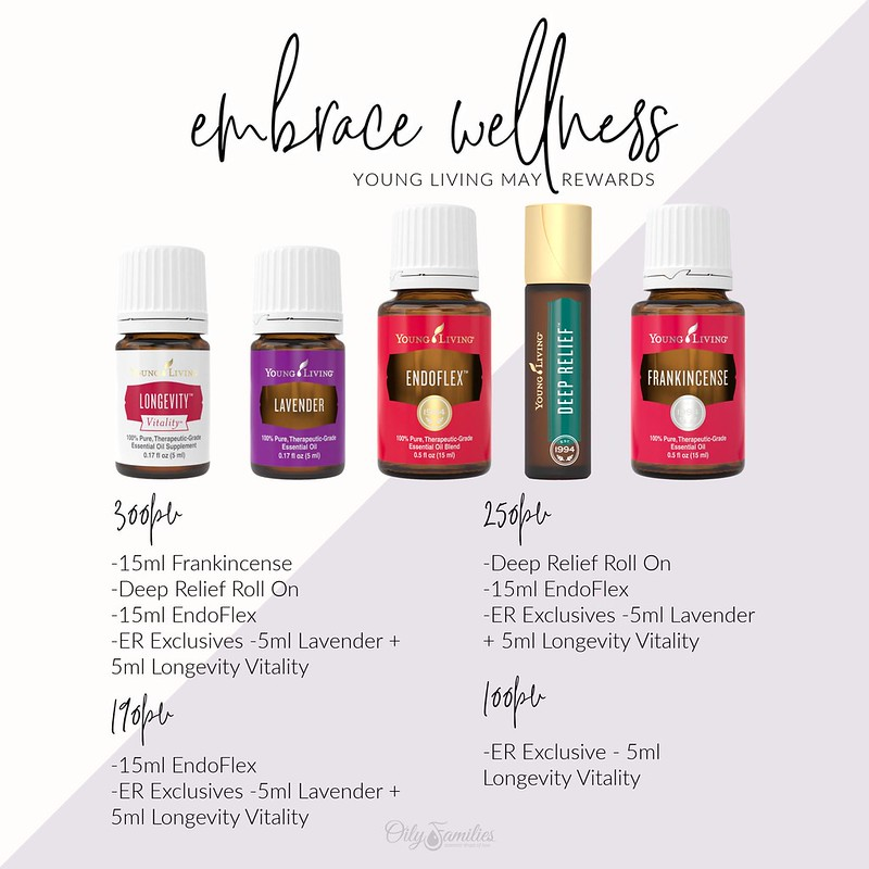 March 2020 Young Living promos