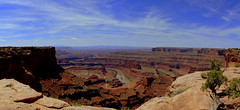 Dead Horse Point State Park, Utah - Panorama