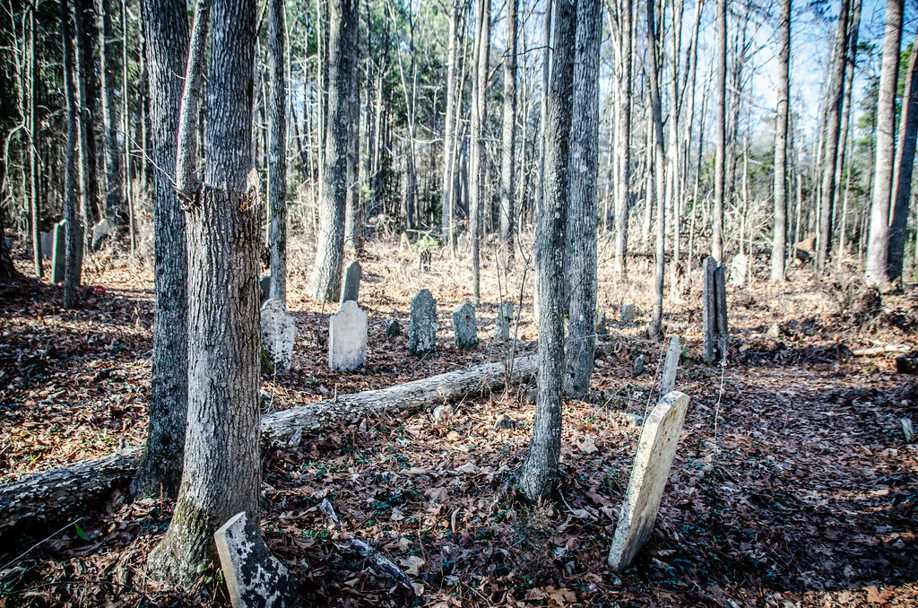Landsford Canal Cemetery