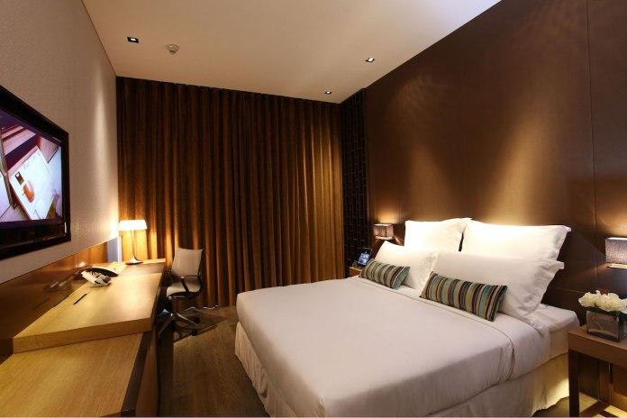 如心酒店集團 L_hotel elan Blissful Zone 住宿一晚 (King Bed 雙人床)