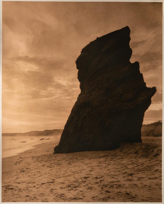 Obelisk, Lucy Vincent Beach