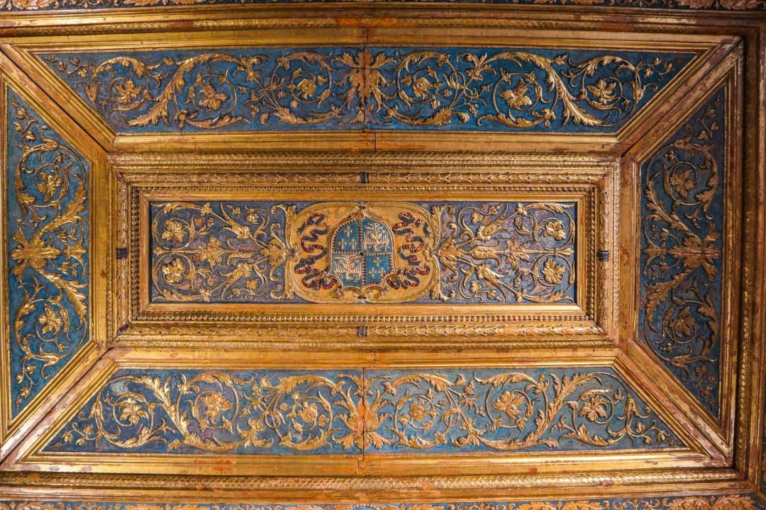 Studiolo di Isabella d'Este, Palazzo Ducale, Mantova