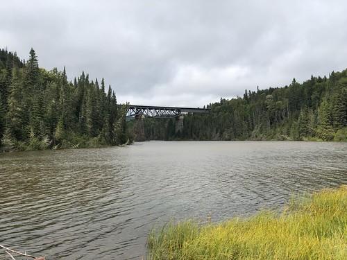Neys - a rail bridge