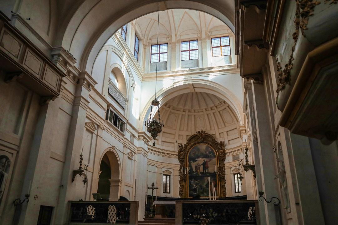 Basilica di Santa Barbara, Mantova
