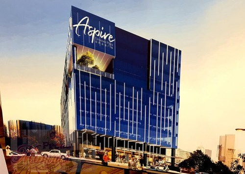Aspire Corporate Plaza by Golden Bay Landholdings 1
