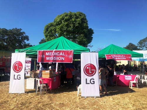 LG Philippines Taal Volcano Medical Mission