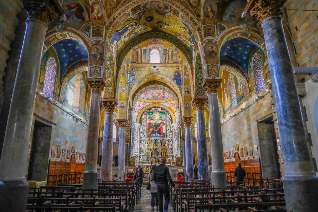 Chiesa di Santa Maria dell'Ammiraglio, Palermo