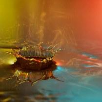 Water drops details