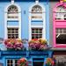 Maison bleue & Pink