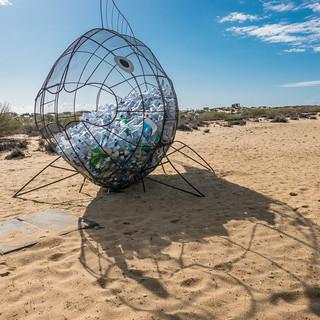 Oferta da escultor Carlos Correia