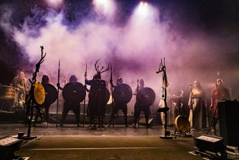 Heilung at The Fillmore Silver Spring in Silver Spring, MD on January 22nd, 2020