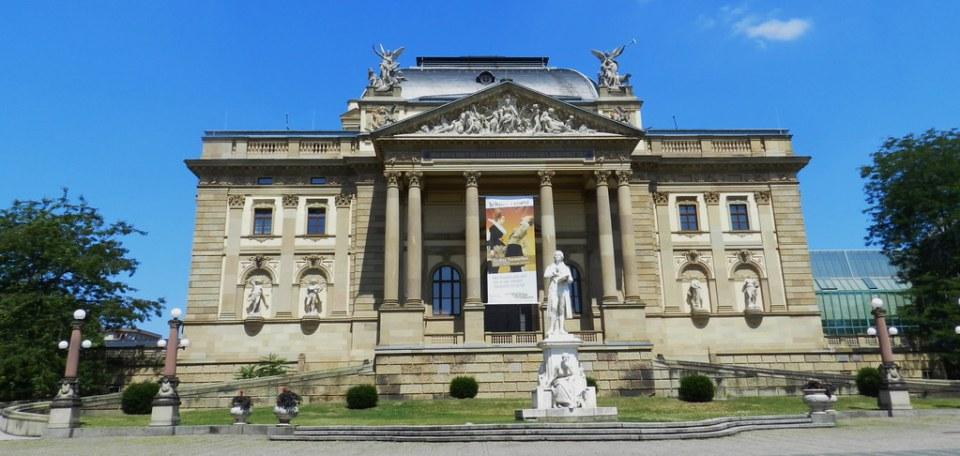 Teatro del Estado de Hesse Hessisches Staatstheater Wiesbaden Alemania 01