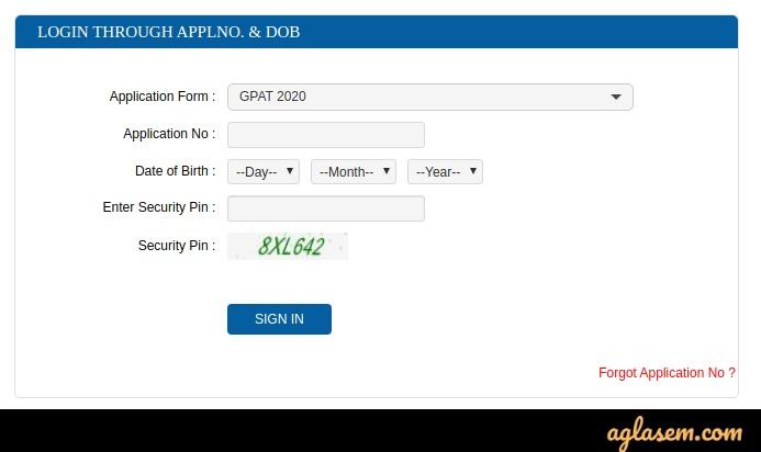 GPAT 2021 answer key