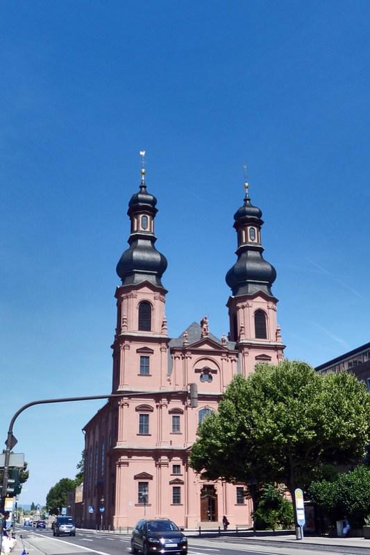 Iglesia de San Pedro Maguncia Mainz Alemania