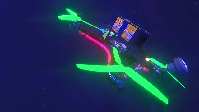 Liftoff Drone Racing - Close up-bea