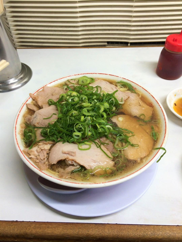 Honke Daiichi Asahi Ramen – Kyoto review