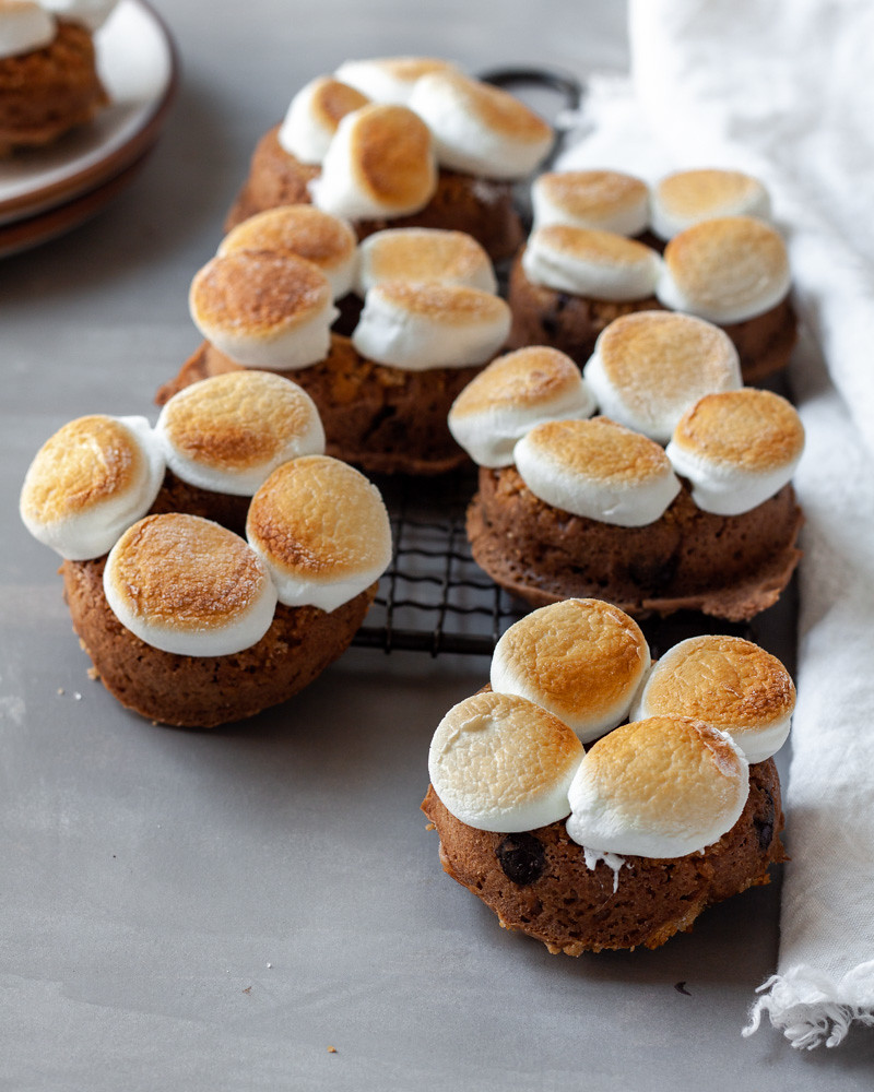 S'mores Baked Donut BLOG (1 of 4)