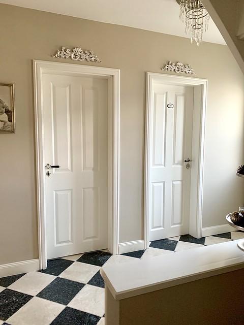 Klassieke binnendeuren hal