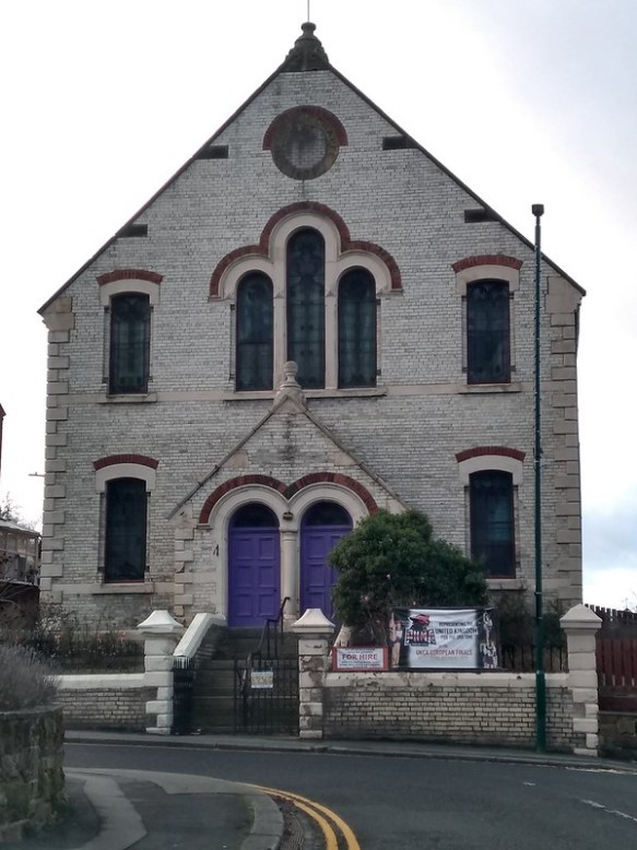 West End Methodist Chapel 1877, Skelton