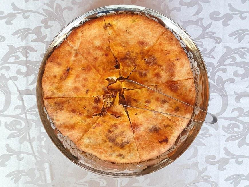 Berber pizza 1