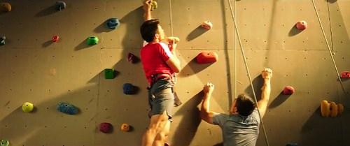 Jollibee Todo Wall Climbing