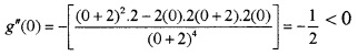 Plus Two Maths Application of Derivatives 3 Mark Questions and Answers 17