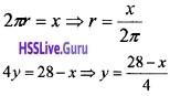 Plus Two Maths Application of Derivatives 6 Mark Questions and Answers 66