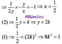 Plus Two Maths Application of Derivatives 4 Mark Questions and Answers 28