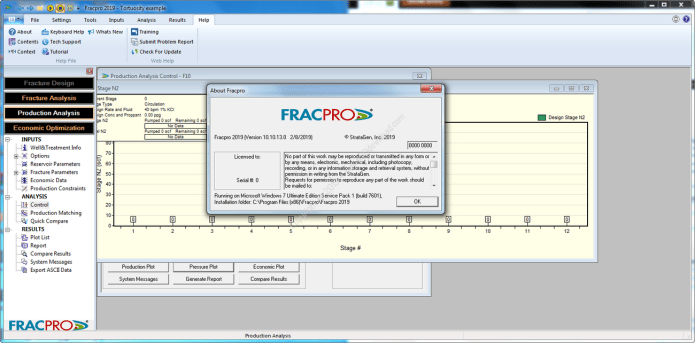 Working with CARBO FRACPRO 2019 v10.10 full license